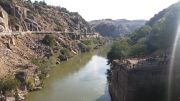 >Canyon of Tajo River